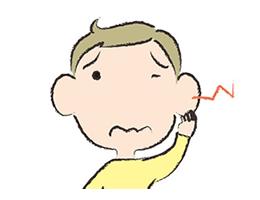 中耳炎について